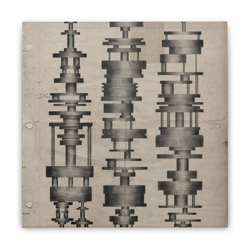 mechanical shapes   by mcardwell's Artist Shop