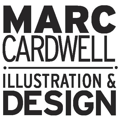 mcardwell's Artist Shop Logo