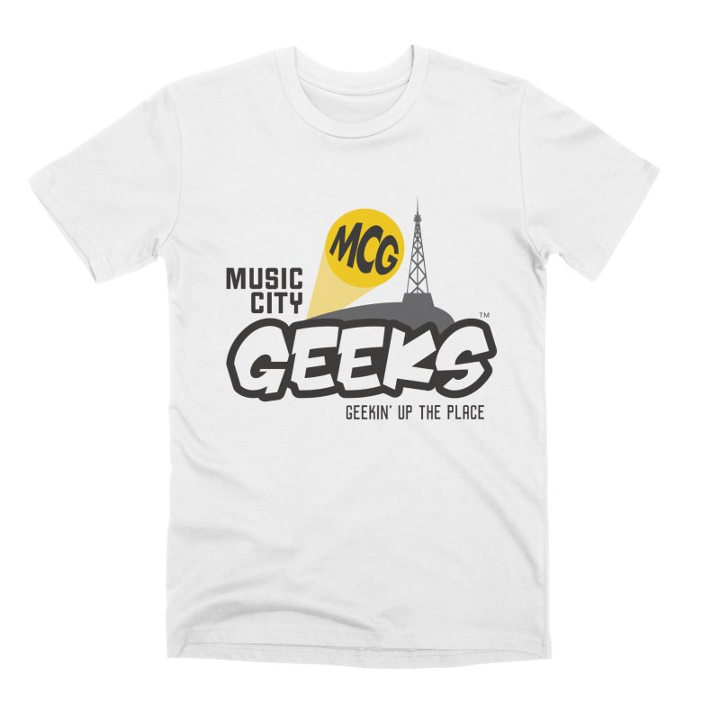 Men's None by Music City Geeks' Store
