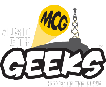 Music City Geeks' Store Logo