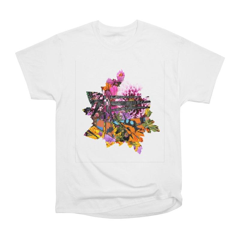 Abstract Flower Men's T-Shirt by MCGILSKY DESIGN SHOP