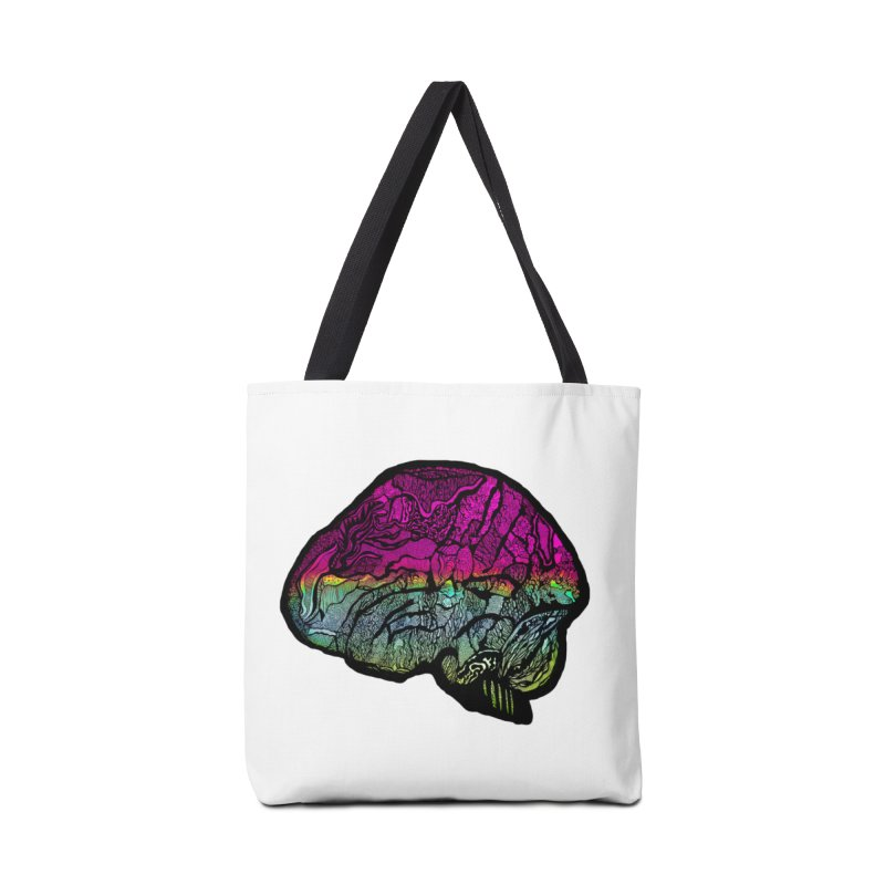 Solo Brain Accessories Bag by MCGILSKY DESIGN SHOP