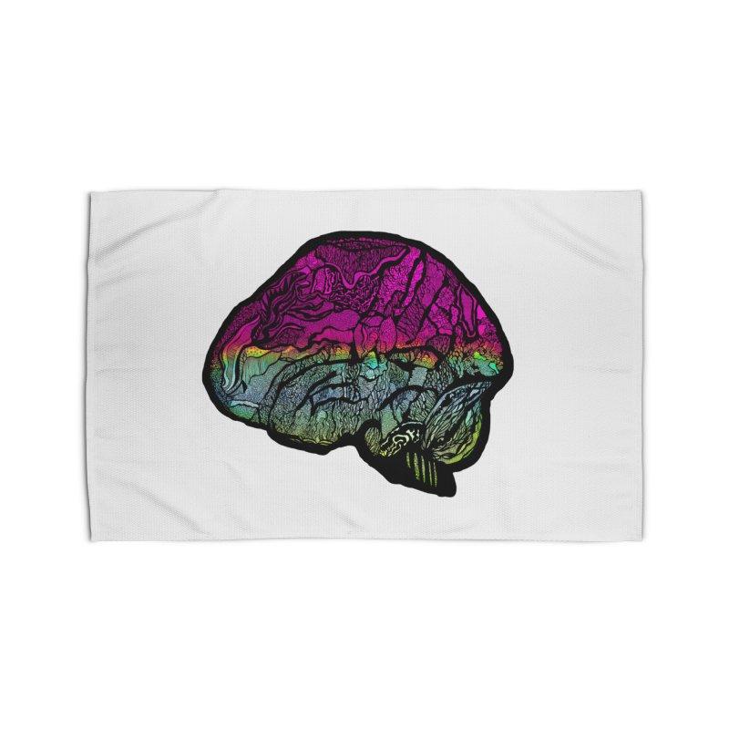 Solo Brain Home Rug by MCGILSKY DESIGN SHOP