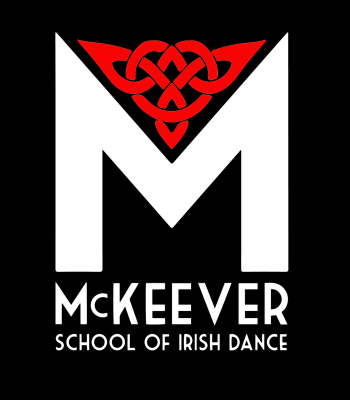 McKeever School of Irish Dance Gear Logo