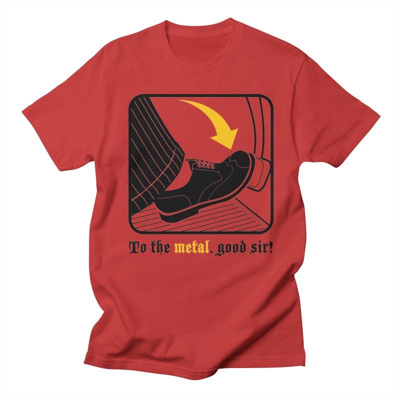 Push it Jeeves! Women's T-Shirt by mckibillo's Artist Shop