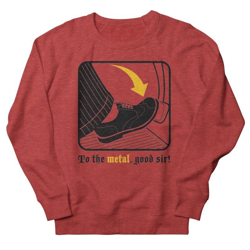 Push it Jeeves! Women's Sweatshirt by mckibillo's Artist Shop