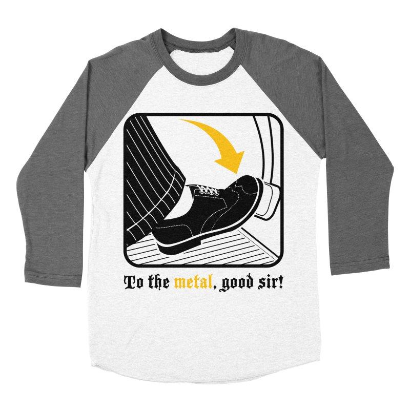Push it Jeeves! Women's Longsleeve T-Shirt by mckibillo's Artist Shop