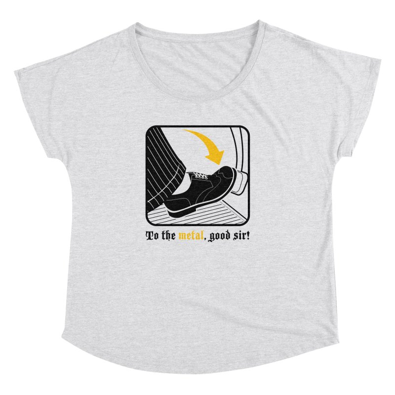 Push it Jeeves! Women's Dolman by mckibillo's Artist Shop