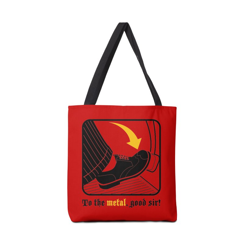 Push it Jeeves! Accessories Bag by mckibillo's Artist Shop