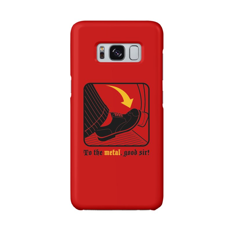 Push it Jeeves! Accessories Phone Case by mckibillo's Artist Shop