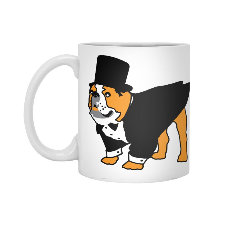 Top Dog Accessories Standard Mug by mckibillo's Artist Shop