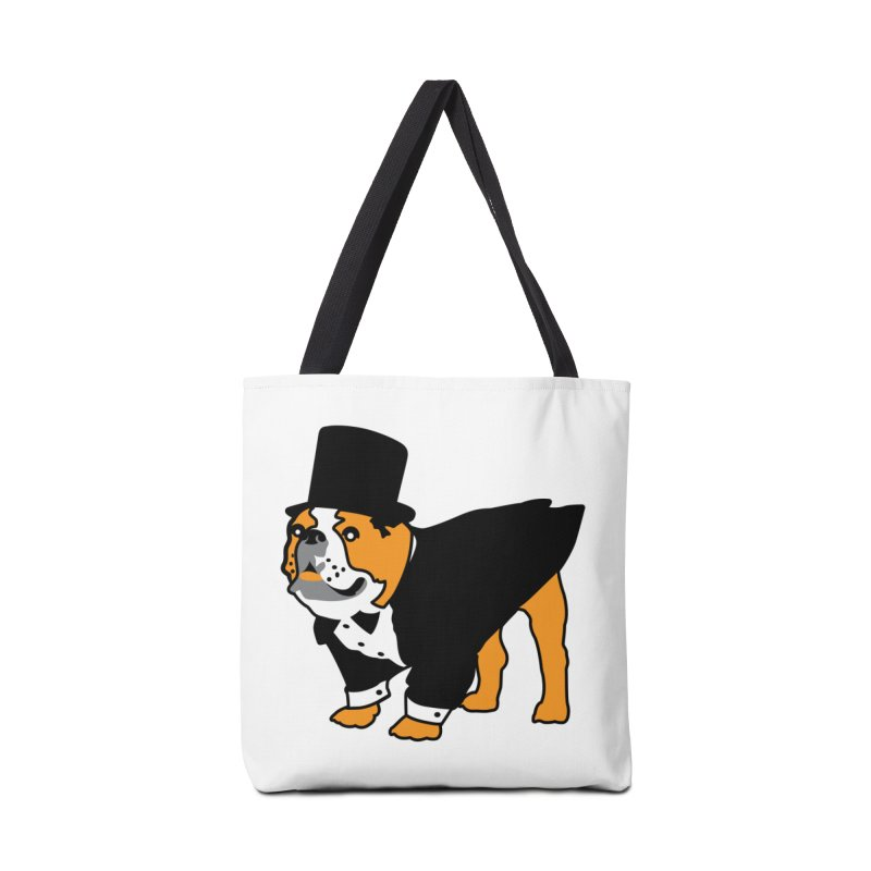 Top Dog Accessories Tote Bag Bag by mckibillo's Artist Shop