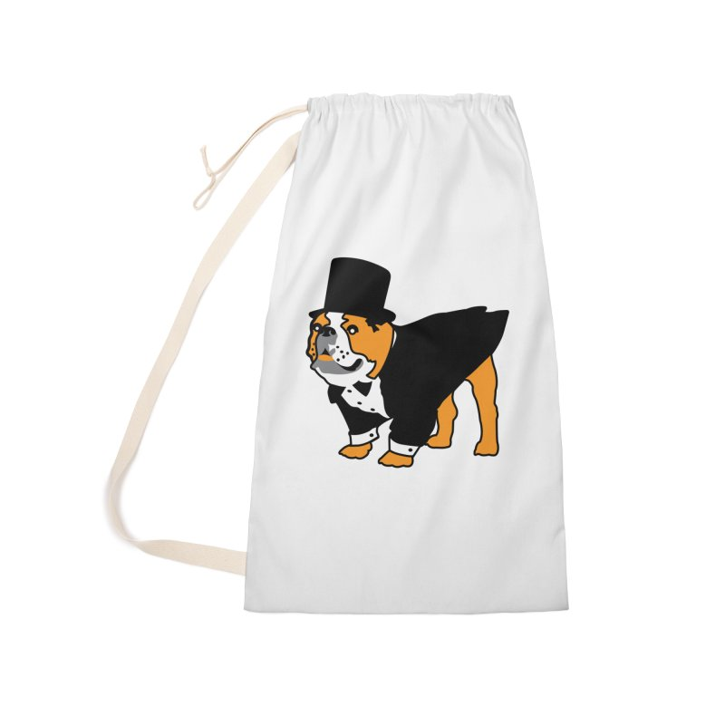 Top Dog Accessories Laundry Bag Bag by mckibillo's Artist Shop