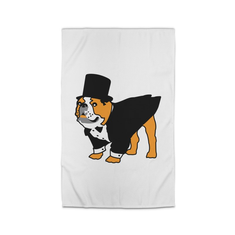 Top Dog Home Rug by mckibillo's Artist Shop