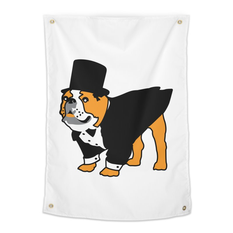 Top Dog Home Tapestry by mckibillo's Artist Shop
