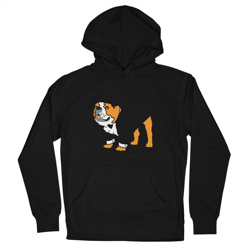 Top Dog Men's Pullover Hoody by mckibillo's Artist Shop