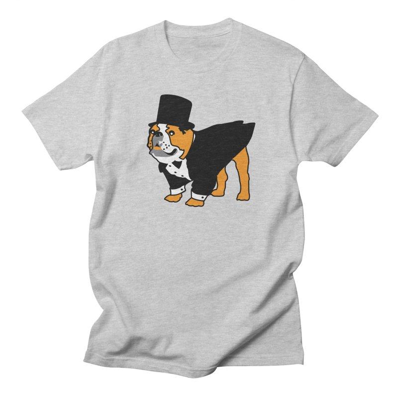 Top Dog Men's T-Shirt by mckibillo's Artist Shop