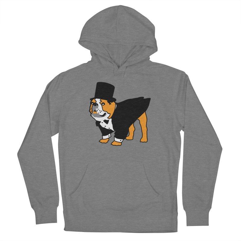 Top Dog Women's Pullover Hoody by mckibillo's Artist Shop