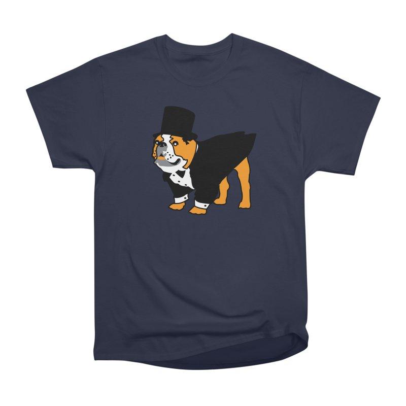 Top Dog Men's Classic T-Shirt by mckibillo's Artist Shop