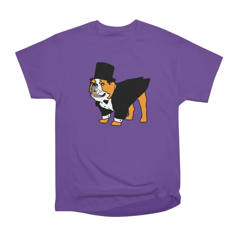 Top Dog Women's Classic Unisex T-Shirt by mckibillo's Artist Shop