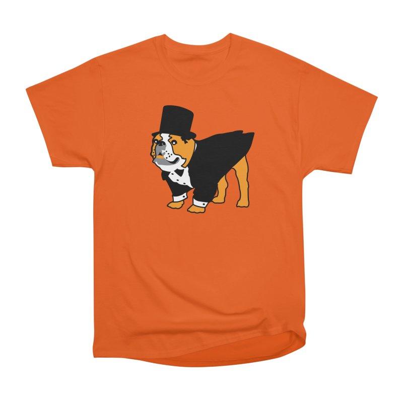 Top Dog Men's Heavyweight T-Shirt by mckibillo's Artist Shop