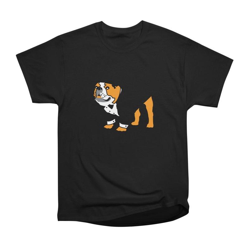 Top Dog Women's Heavyweight Unisex T-Shirt by mckibillo's Artist Shop