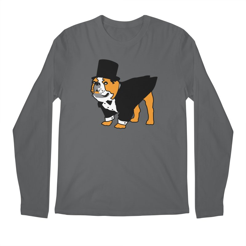 Top Dog Men's Longsleeve T-Shirt by mckibillo's Artist Shop