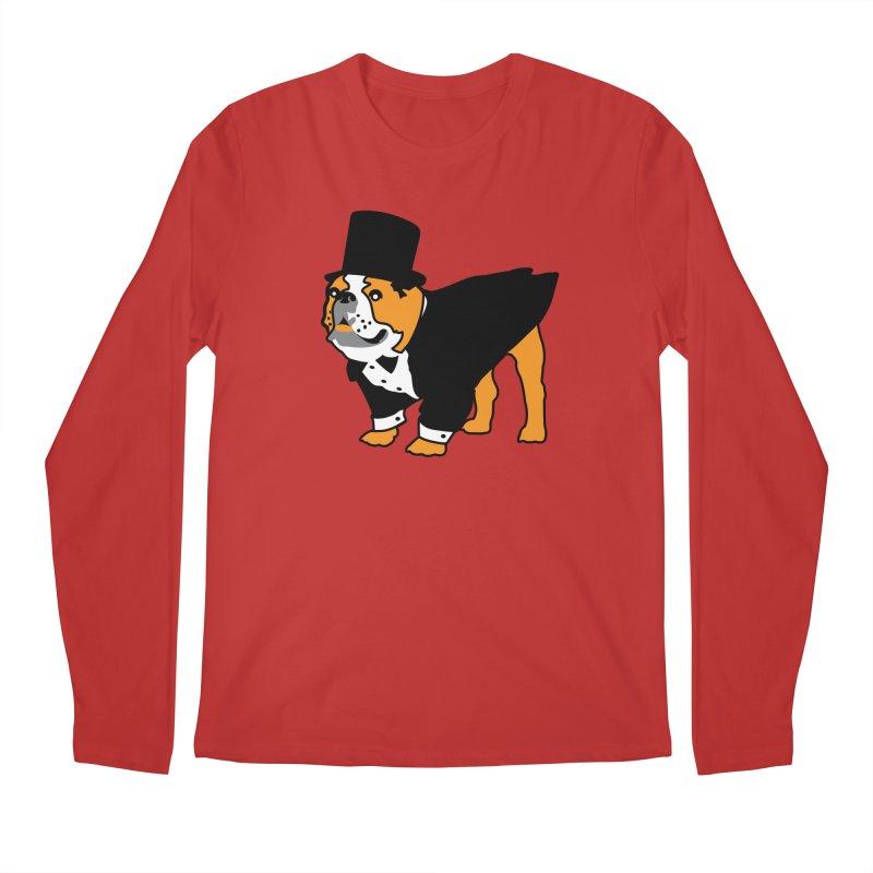Top Dog Men's Regular Longsleeve T-Shirt by mckibillo's Artist Shop