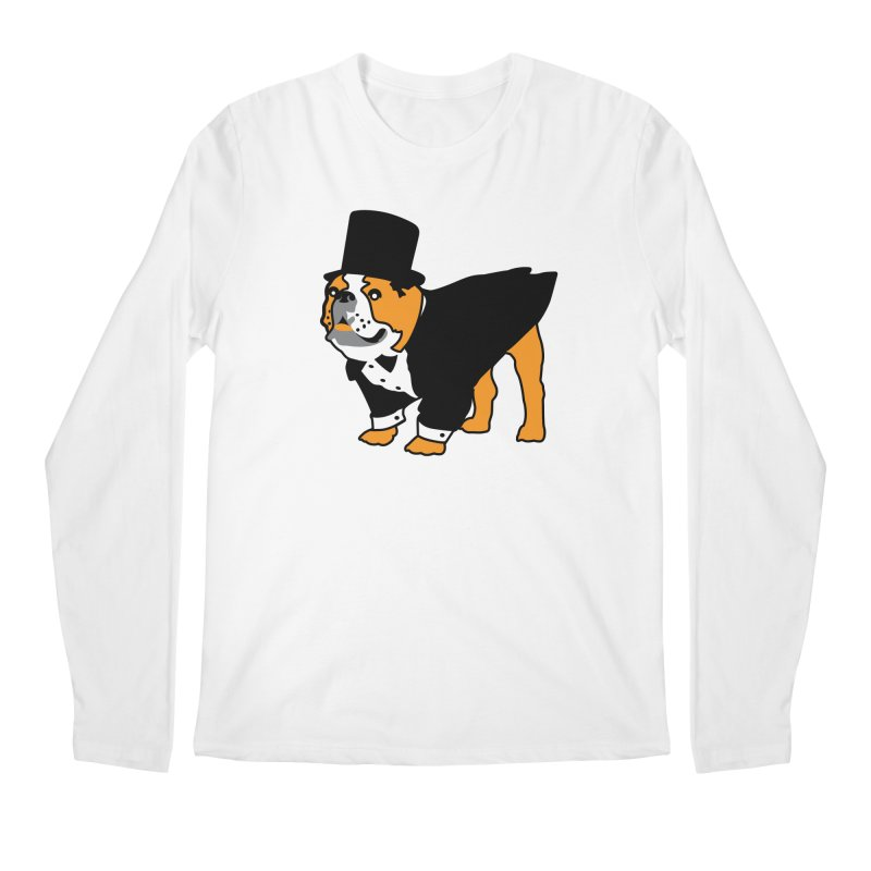 Top Dog Men's Regular Longsleeve T-Shirt by mckibillo's Artist Shop