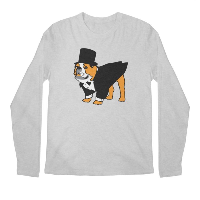 Top Dog Men's Longsleeve T-Shirt by mckibillo's Artist Shop
