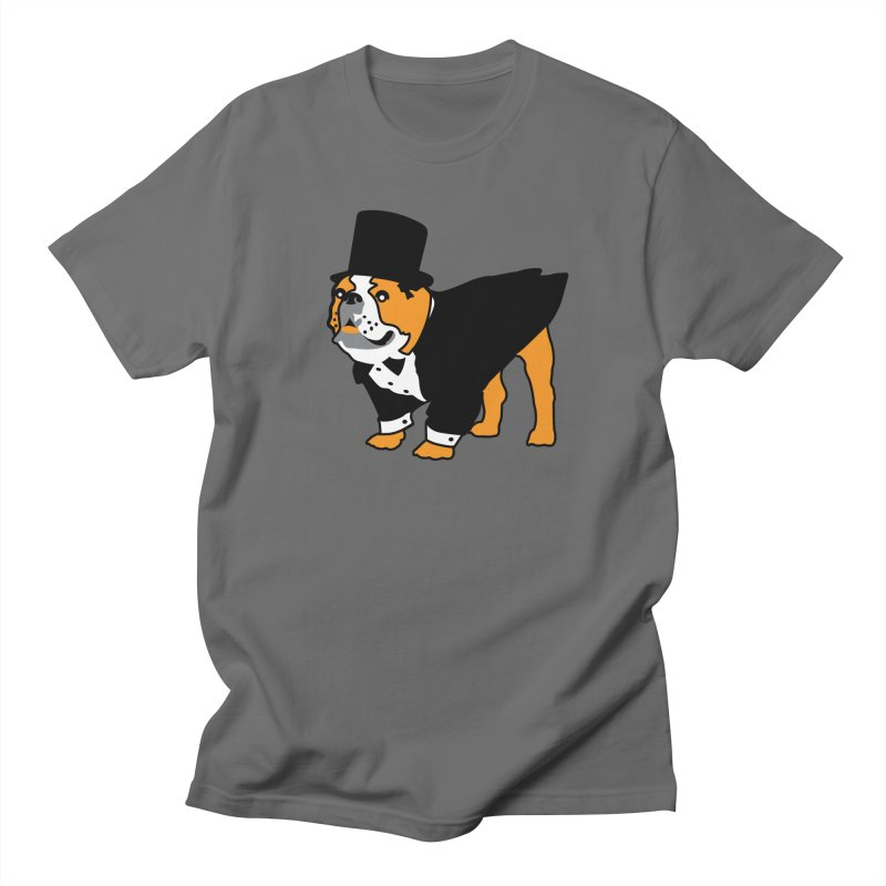 Top Dog Men's T-Shirt by mckibillo's Artist Shop