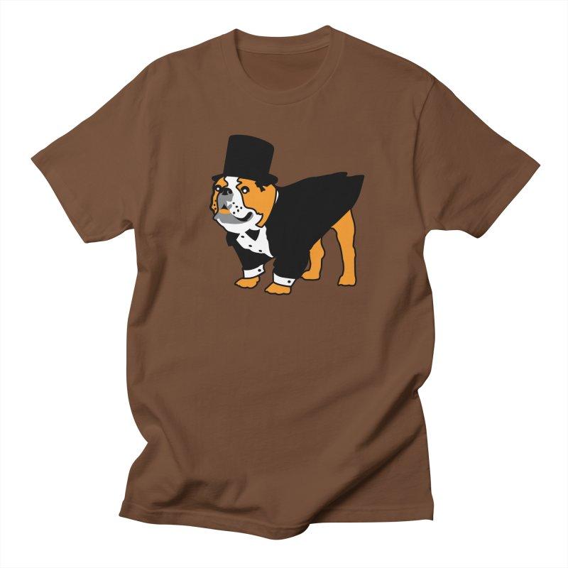 Top Dog Women's Regular Unisex T-Shirt by mckibillo's Artist Shop