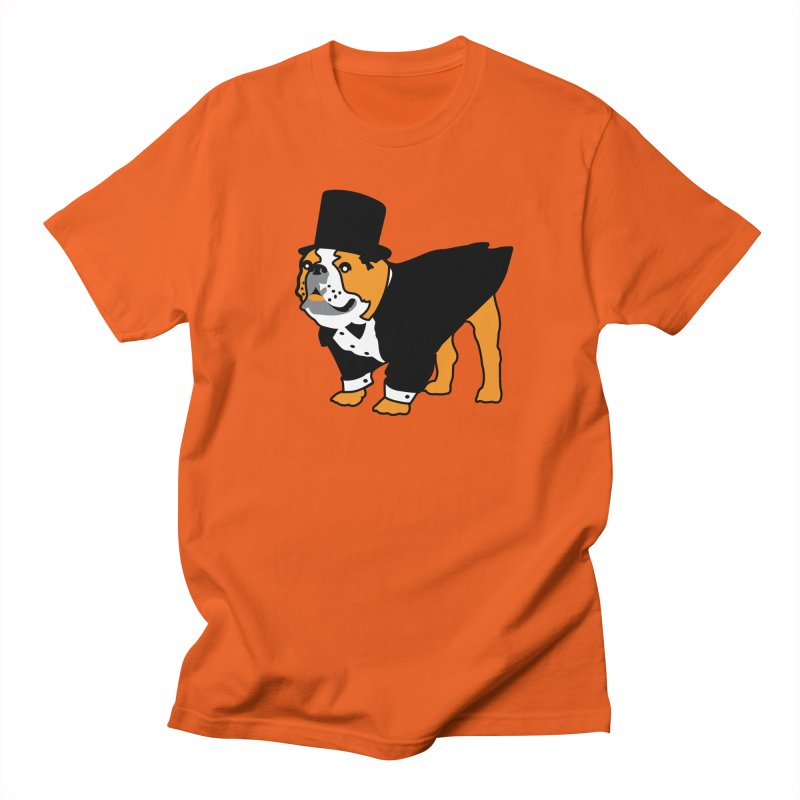 Top Dog Men's Regular T-Shirt by mckibillo's Artist Shop