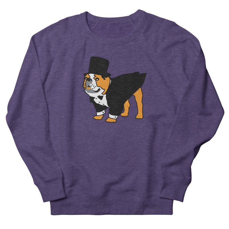 Top Dog Men's Sweatshirt by mckibillo's Artist Shop