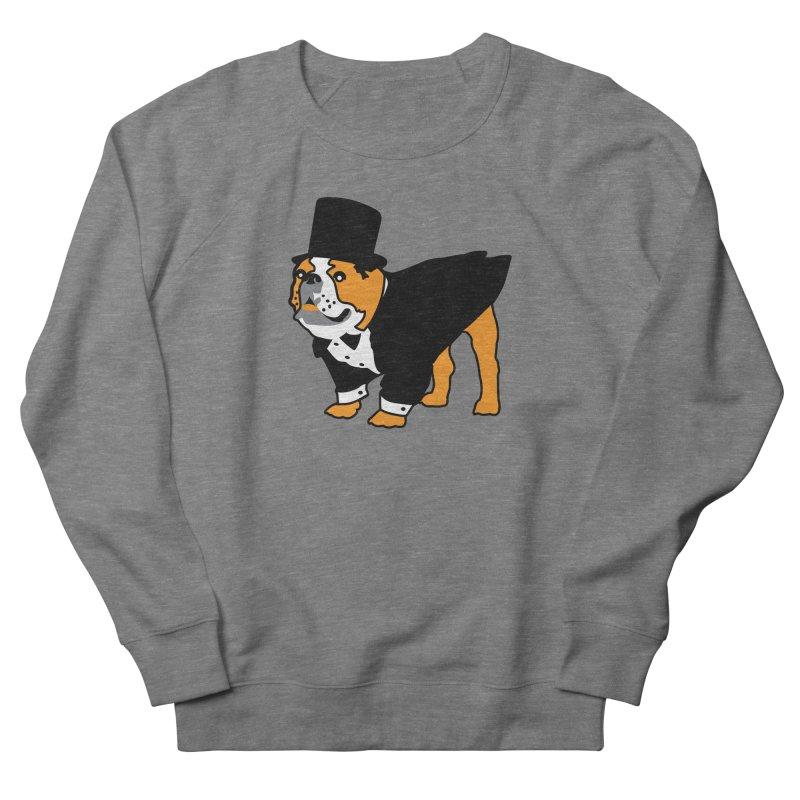 Top Dog Men's Sweatshirt by mckibillo's Artist Shop