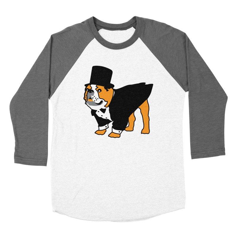 Top Dog Women's Longsleeve T-Shirt by mckibillo's Artist Shop