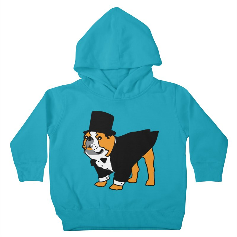Top Dog Kids Toddler Pullover Hoody by mckibillo's Artist Shop