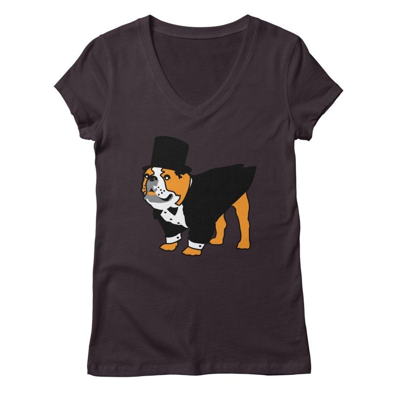 Top Dog Women's  by mckibillo's Artist Shop