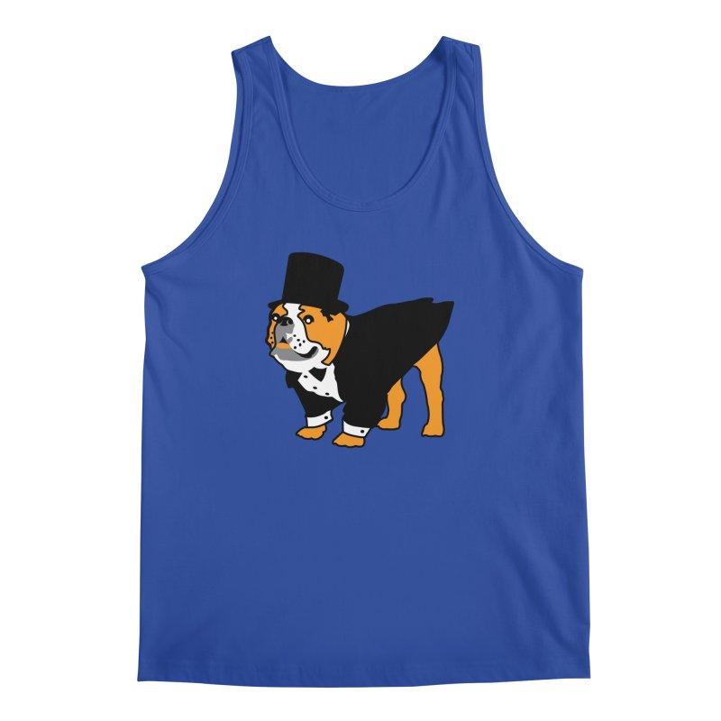 Top Dog Men's Tank by mckibillo's Artist Shop