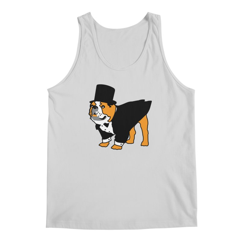 Top Dog Men's Regular Tank by mckibillo's Artist Shop