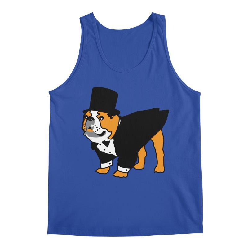 Top Dog Men's Regular Tank by mckibillo's Artist Shop