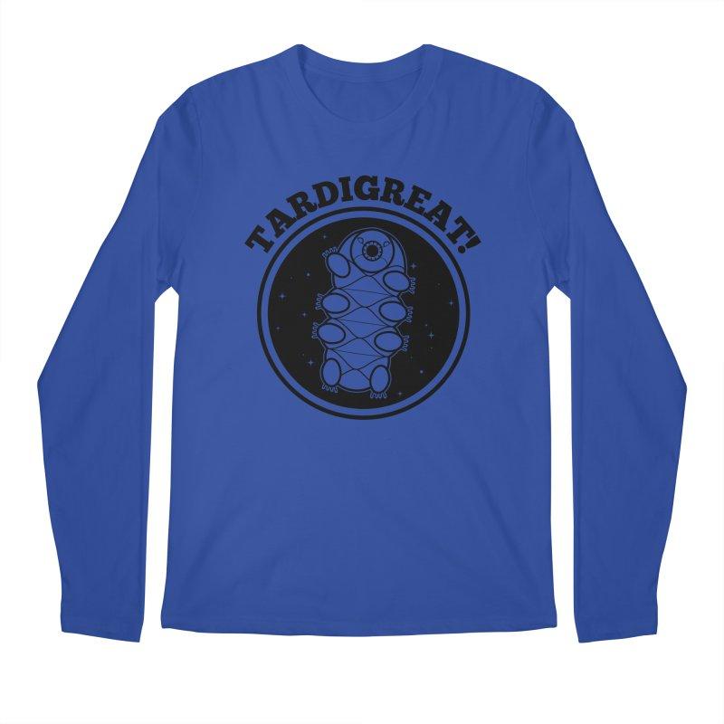 TardiGreat! Men's Longsleeve T-Shirt by mckibillo's Artist Shop