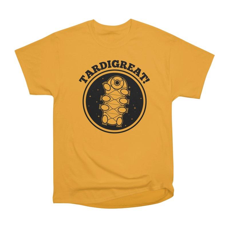 TardiGreat! Men's Heavyweight T-Shirt by mckibillo's Artist Shop