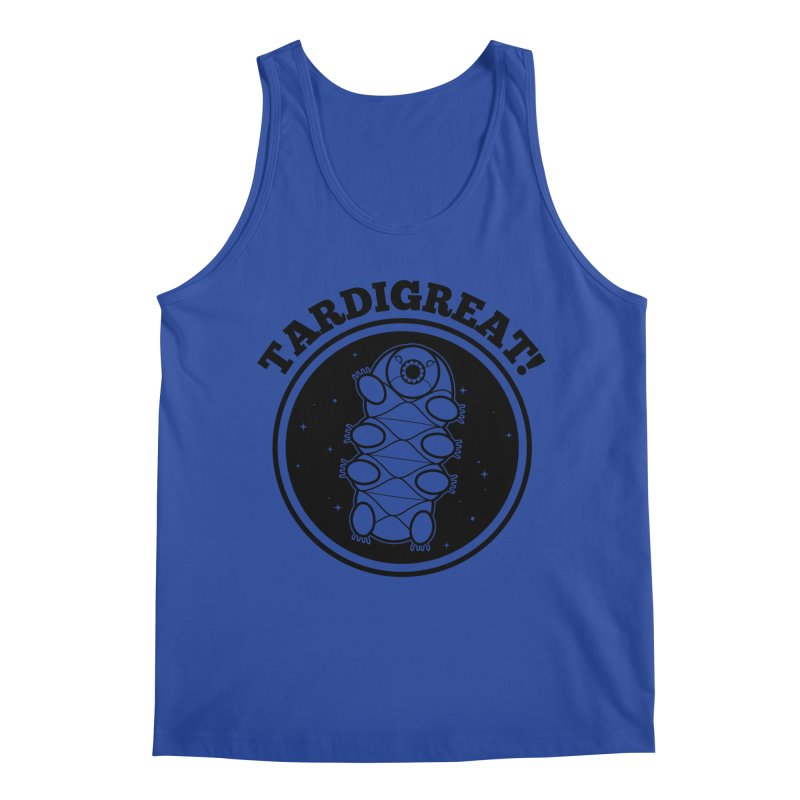 TardiGreat! Men's Regular Tank by mckibillo's Artist Shop