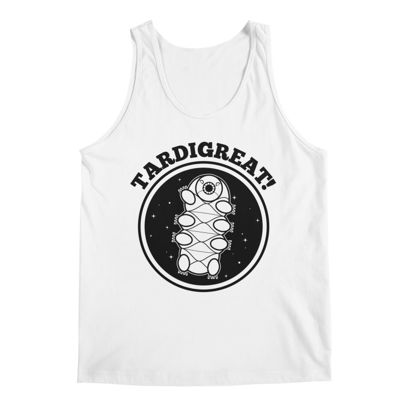 TardiGreat! Men's Regular Tank by mckibillo's Artist Shop