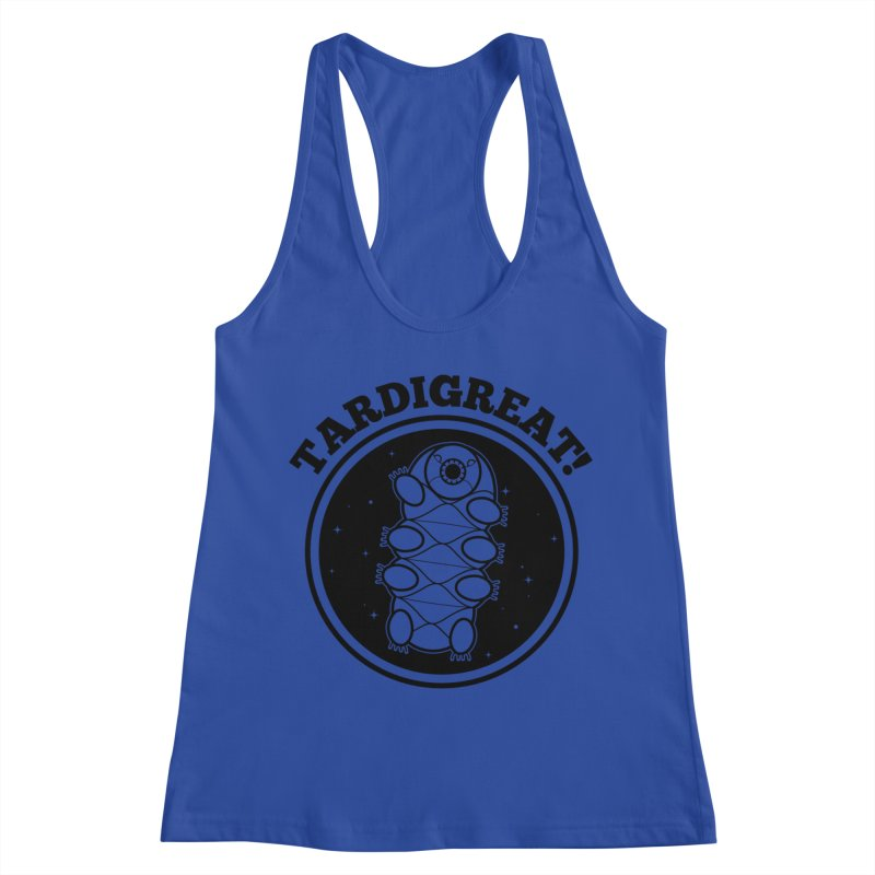 TardiGreat! Women's Tank by mckibillo's Artist Shop