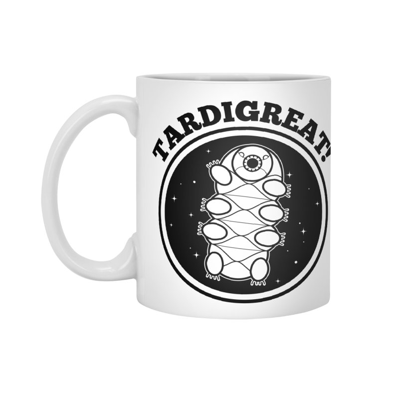 TardiGreat! Accessories Mug by mckibillo's Artist Shop