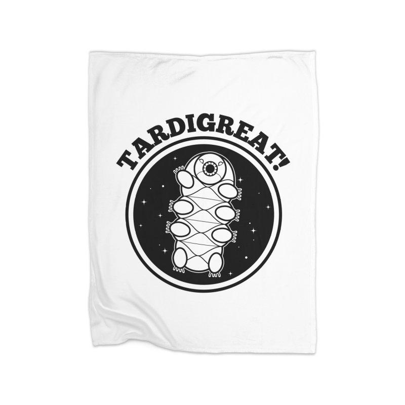 TardiGreat! Home Blanket by mckibillo's Artist Shop