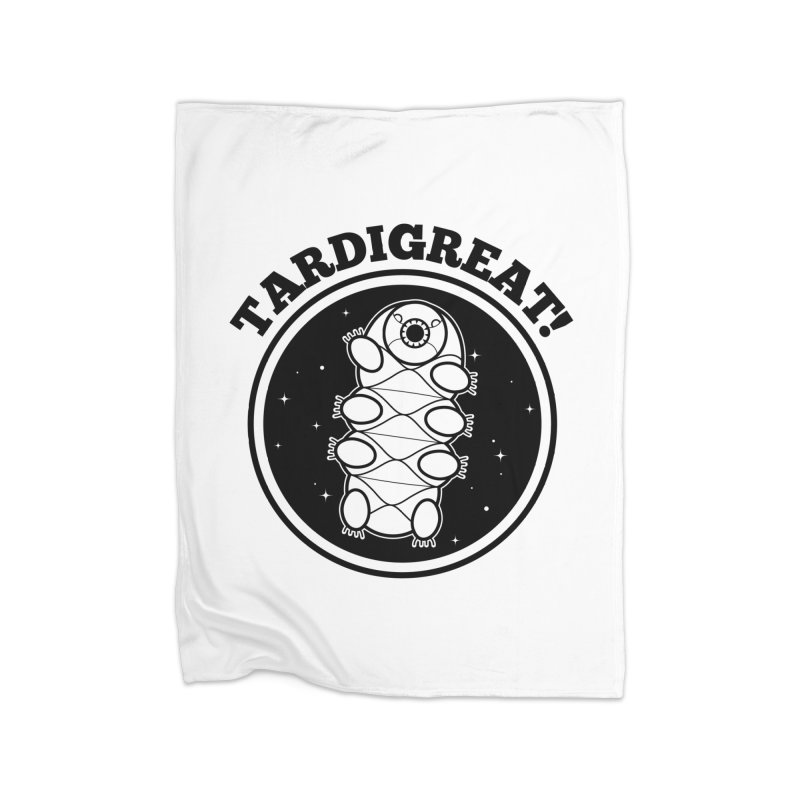 TardiGreat! Home Blanket by mckibillo's Artist Shop