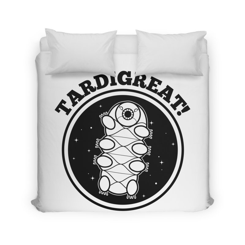 TardiGreat! Home Duvet by mckibillo's Artist Shop